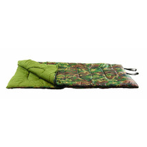 New Texsport Base Camp Sleeping Bag 3lb 33in x 75in - $56.01