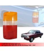 1 LH REAR TAIL LIGHT LENS LENSES FOR TOYOTA HILUX MK3 1989-1997 STANDARD... - $12.97