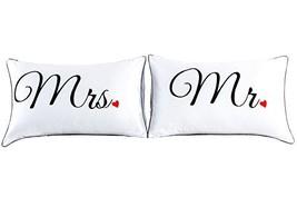 A Nice Night Couples Pillowcases for Girlfriend Boyfriend,Cute, Wedding ... - $12.10