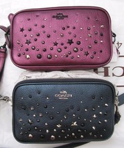 Coach F65988 Crossbody Pouch In Leather  - $77.22+
