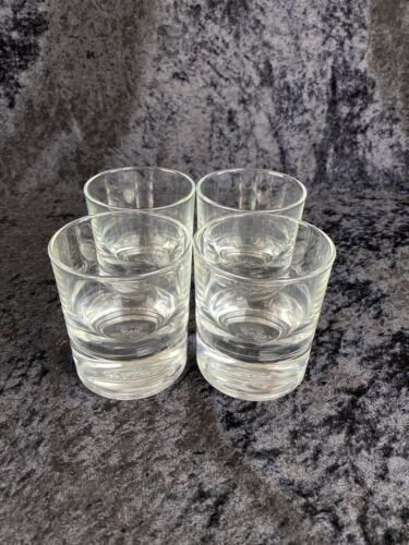 Primary image for Crown Set of 4 Lowball Glasses