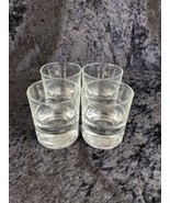 Crown Set of 4 Lowball Glasses - $98.99