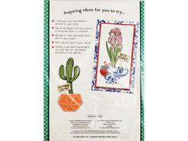 Practical Publishing International Teacup Garden Dies & Stamp Set image 2
