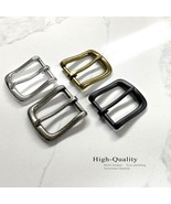 "Single Prong Metal Belt Buckle Replacement buckle fits 1-1/4""(32mm) Belt... - $10.75"