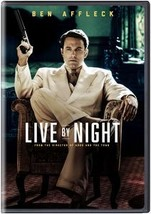 Live by Night (2017) DVD