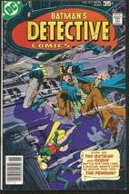 DETECTIVE #473 Batman DC COMICS 1st print and series 1977 Bronze Age - $6.92