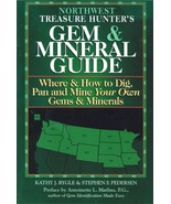 Northwest Treasure Hunter's Gem and Mineral Guide ~ Rock Hounding - $14.95