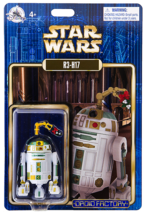 Star Wars Disney Parks Droid Factory 2017 Holiday R3-H17 figure, new on ... - $24.95