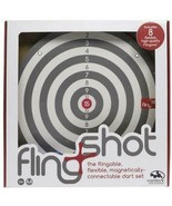 Flingshot Magnetic Dart Game Interactive With Magnetized Pieces Free Ship - $43.55