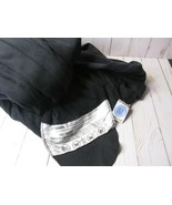 D5 Moby Wrap Baby Carrier Black For Babies 8-35lbs Only used a few times - $19.79