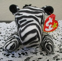 Ty Beanie Baby Ziggy 4th Generation Hang & Tush Tags PVC Filled 1995 Age... - $9.89