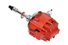 Chevy Small & Big Block SBC BBC 350 454 V8 HEI Distributor 50kv Coil 7500RPM image 3