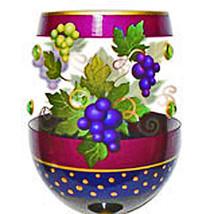 Stemless wine glass - $18.99