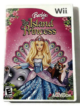 Barbie as the Island Princess (Nintendo Wii, 2007) Complete Video Game - $12.86