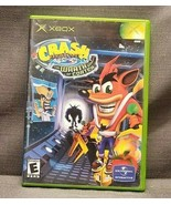 Crash Bandicoot: The Wrath of Cortex (Microsoft Xbox, 2003) Video Game - $10.15
