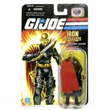 Hi Joe Destro Iron Grenadiers 25th Anniversary 2008 Hasbro MOC NEW - $28.04