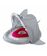 SwimSchool Sparky-The-Shark Fabric Baby Pool Float Splash & Play Activity Cen... - $29.99