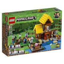 LEGO Minecraft the Farm Cottage 21144 Building Kit [New] - $87.77
