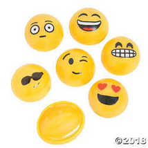 Toy Emoji Poppers Party Favors  - $5.24