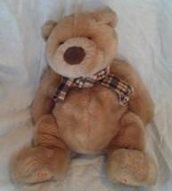"""GUND Cuddly Plush Bear HUG ME Brown Teddy 15"""" #41280 - $27.96"""