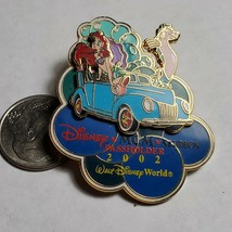 Pin Ariel Walt Disney World Annual Passholder Share a Dream Come True PB0223 - $29.02