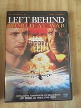 DVD Left Behind World At War  w/ Kirk Cameron Lou Gossett Jr. (EC10) - $4.99