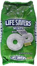 Life Savers Mints Wint-O-Green Hard Candy, 50 Oz Party Size Bag (Pack Of 2) - $34.64