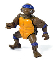 1988 TMNT Donatello Action Figure Mirage Studio Playmates Toys Vintage - $19.99