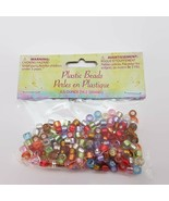 Lot of 24 Studio18 Multi-Color Plastic Bead Packages  - $13.58