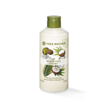 Yves Rocher Coconut Bath & Shower Gel - 400 ml - $12.59
