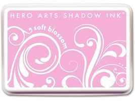 Hero Arts Shadow Ink, Soft Blossom