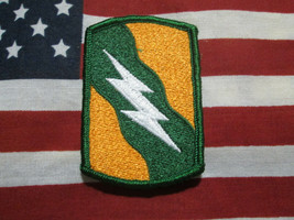 US Army 155th Armored Brigade SSI Full Color Shoulder Patch m/e - $5.00