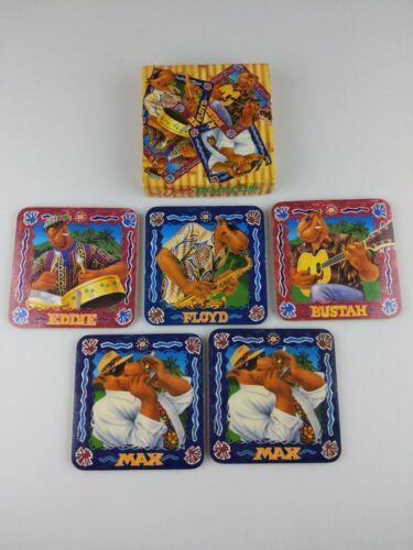 Primary image for Joe Camel Drink Coaster Set of Five