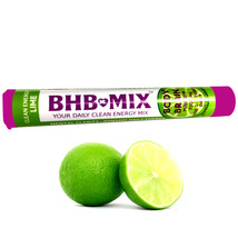 BHB MIX LIME BHB SALTS FAT BURN KETO KETOGENIC KETONES KETOSIS - 4 TUBES - $15.77