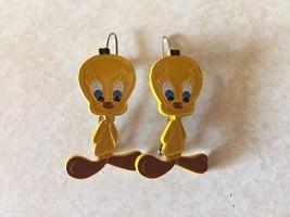 Tweety Bird Barrettes, hair clips, Looney Toons Warner Brothers - $13.45