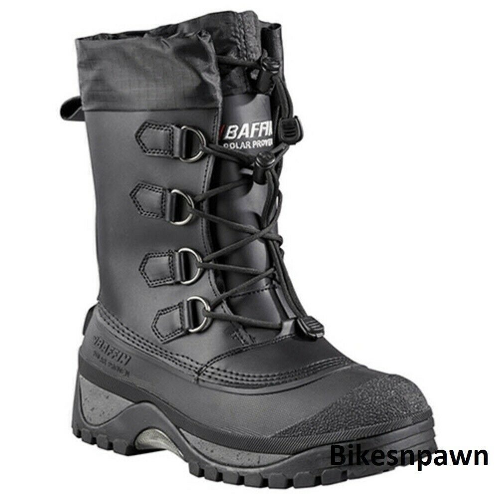 New Mens Size 8 Baffin Muskox Snowmobile Winter Snow Boots Rated -40 F