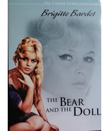 Brigitte Bardot in The Bear and The Doll DVD - $15.95