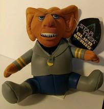 "Idea Factory 6"" Alien Beans Ferengi New with Tags Star Trek 1998 - $11.88"