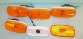 "Optronics Amber Clearance Lights Set 5 Size: 4"" X 2"" UPC:710534490726 - $24.75"