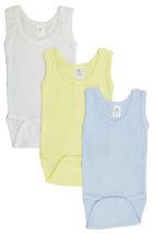 Boys Tank Top Onezies (Pack of 3) - $10.25