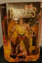 """1995 Deluxe Edition 10"""" Action Figure HERCULES The Legendary Journeys - Toy Biz - $19.80"""