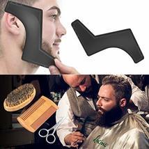 Best 9 in 1 Beard Grooming & Growth Kit w/Beard Oil,Beard Shaping Tool,Beard Was image 7