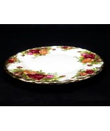 Royal Albert Old Country Roses Bread & Butter Plate  Fine English China - $9.75