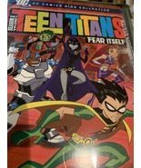 Teen Titans Fear Itself Season 2 Vol. 1 DVD 2005 DC Comics Kids Collection - $6.78