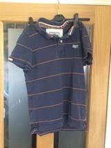 Superdry Tshirt Polo Medium - $13.96