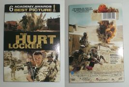 The Hurt Locker with Jeremy Renner & Anthony Mackie - dvd - $2.22