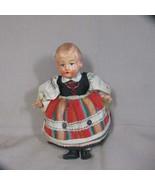 Vintage/Antique Celluloid Doll Original Costume, German? Wonderful Condi... - $37.39