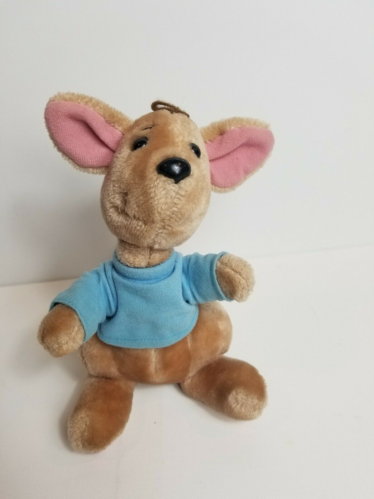 Primary image for Rare Vintage Roo Walt Disney World Plush Toy Stuffed Animal Winnie the Pooh 9.5""