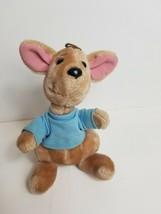 Rare Vintage Roo Walt Disney World Plush Toy Stuffed Animal Winnie the P... - $27.43