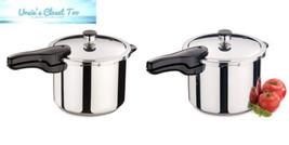 Presto 01362 6-Quart Stainless Steel Pressure Cooker - €41,25 EUR